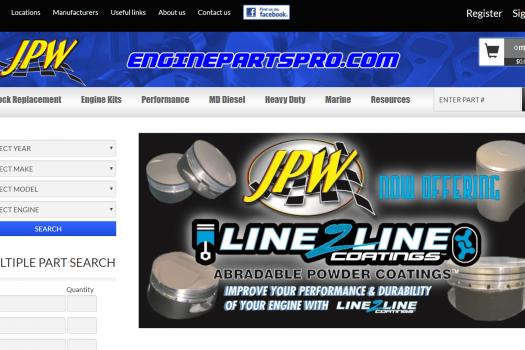 JPW Homepage